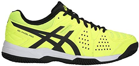 Asics Padel Pro 3 SG Flash Yellow/Black (41.5 EU)