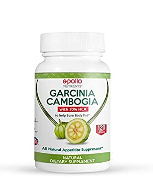 Ultra Strength Garcinia Cambogia Extract (2 Months Supply). Natural Weight Loss Dietary Pills & Extreme Fat Burner. Quick Slim & Detox Max for Men & Women.