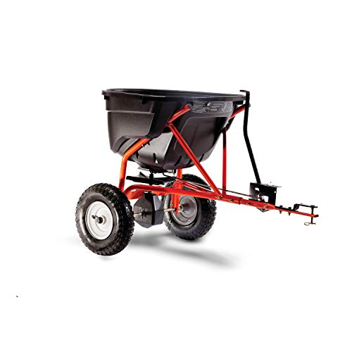Agri-Fab 45-0463 130-Pound Tow Behind Broadcast Spreader (Best Push Fertilizer Spreader)