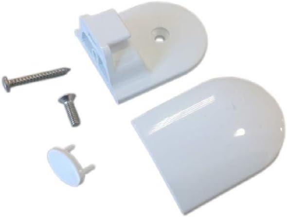 Novellini-Guía de PVC para bañera Joll pared: Amazon.es: Hogar