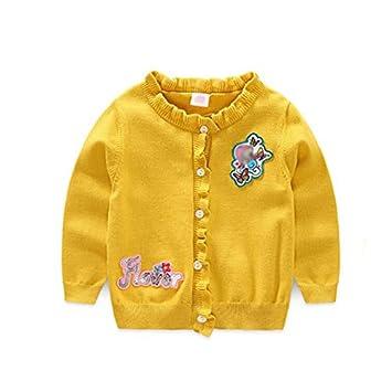 zooarts für 2–8 Jahre, Kids Baby Mädchen Strickjacken Strickmuster ...
