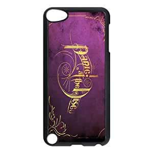 the Case Shop- Customizable Panic! At The Disco Band Limited Edition IPod Touch 5th Hard Plastic Protective Case Cover Skin , p5xq-530