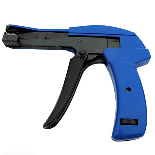 Automatic Tensioning Tools Guns Fasten Cutting Tool Plastic Nylon Cable Tie Gun