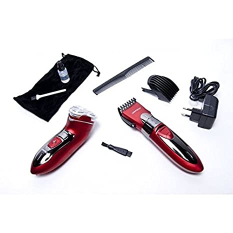 Duo afeitadora eléctrica (3 cabezales etanche + cortapelos Coul ...
