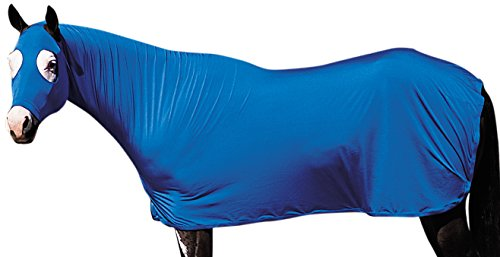 Weaver Leather 35-1532-BL Equiskinz Sheet, Blue, Large by Weaver Leather