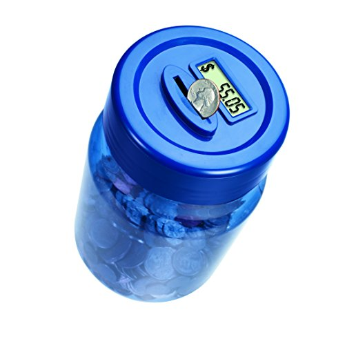Electronic Coin Jar - 6