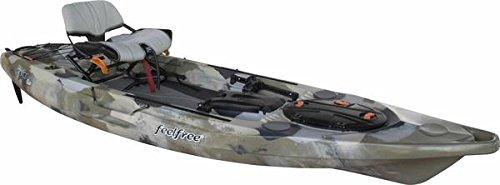 FeelFree Lure 11.5 Kayak w/ Sonar and Electronic Pod - Desert Camo -  703510635334
