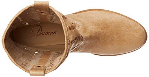 Delman Merci Donna US 7.5 Beige Stivalo