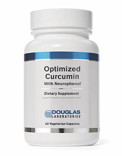 Douglas Laboratories - Optimized Curcumin With Neurophenol - Blueberry and Grape Extracts to Support Cognitive Function - 60 Capsules