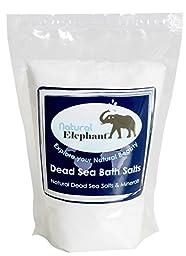 Natural Elephant Dead Sea Salt