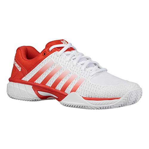 K Mujer Blanco Tenis Zapatillas Express 01 Hb Light Para De swiss fiesta white Performance rq6BrZ