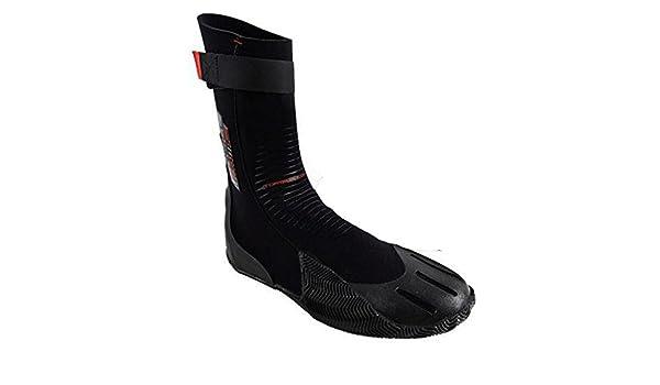 Amazon.com  O Neill Heat 3mm RT Boot Round Toe - 5 Mens 6 Womens  Sports    Outdoors f6057bd0f7