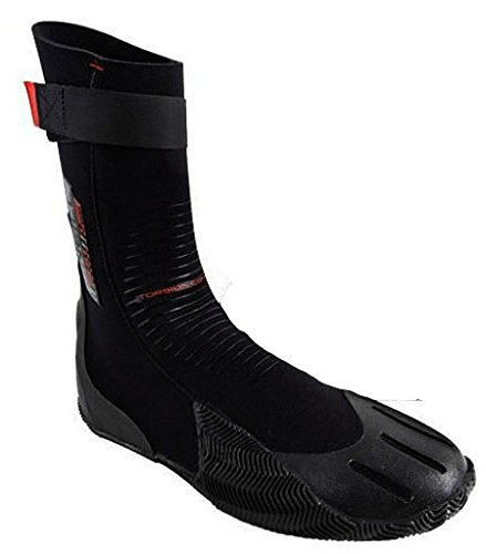 Amazon.com  O Neill Heat 3mm RT Boot Round Toe - 5 Mens 6 Womens ... 99f547e8d2