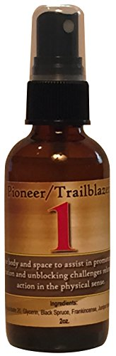 - Healing and Manifestation Essential Oils Spray #1 Pioneer/Trailblazer
