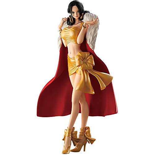 Banpresto Boa Hancock [Gold Color Outfit]: ~9.8