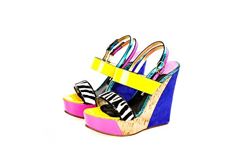Kim Kwang - Zapatos con tacón mujer