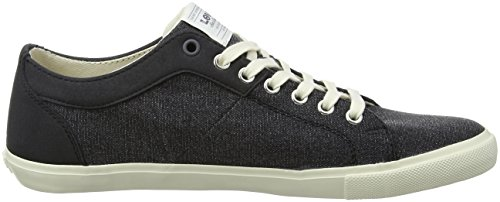 Noir Regular Homme Levi's Baskets Woods Black Noir xqg0WA7w6
