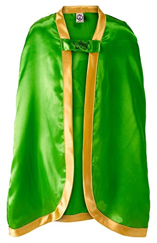 Liontouch King's Cape, Kingmaker, Green, One Size ()