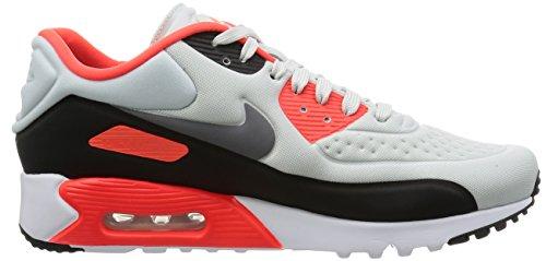 Scarpe Air Multicolore cool Ginnastica Platinum Grey neutral Grey Da Max Crimson pure Ultra bright 90 Nike Se Uomo XdBqXx