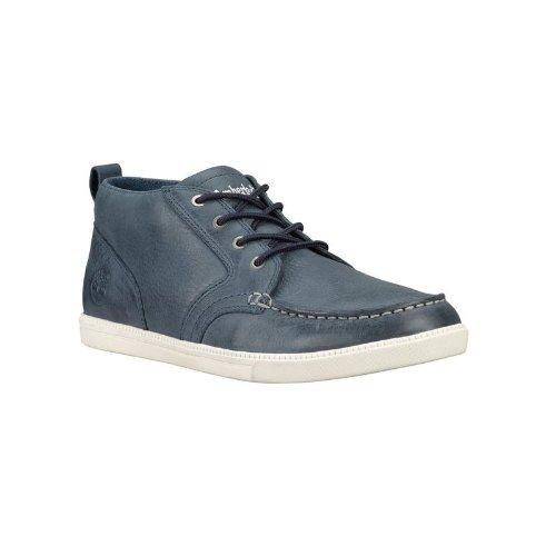 Zapatos azul marino con cordones Timberland para hombre W3uObDx