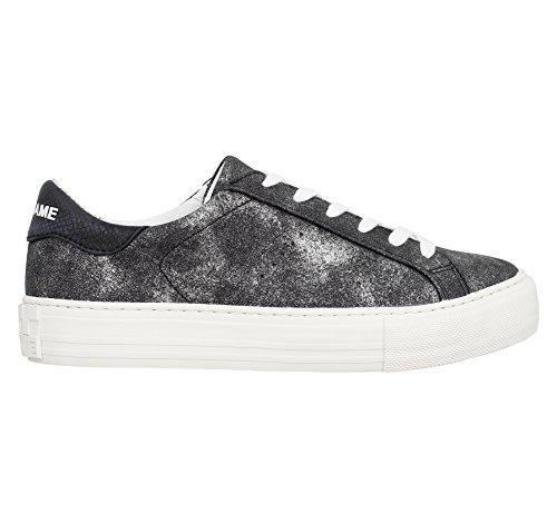 No Donna No Name Name Sneaker Donna Nero No Nero Sneaker pUqxfA