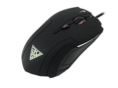 Mouse Gamdias Demeter 5+1 Botões 2000dpi Gms5000