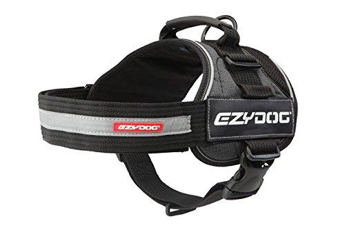Charcoal M Charcoal M EzyDog Congreen Harness