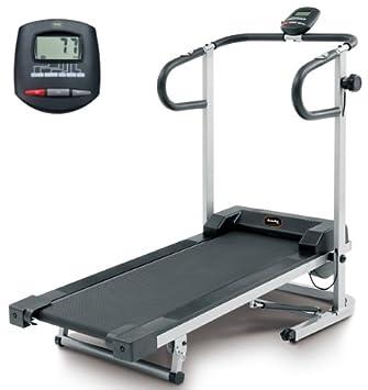Body Coach Magnes Laufband - Cinta de Correr para Fitness: Amazon ...