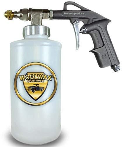 Kellsport Fluid Film & Woolwax Pro Undercoating Gun (Gun Oil Sprayer)