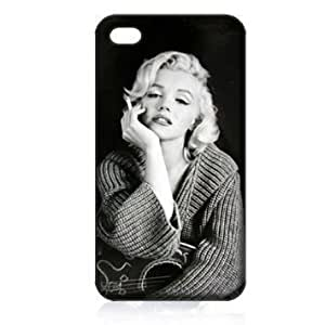 Marilyn Monroe Popular Cute Iphone 5 and 5s Case hjbrhga1544