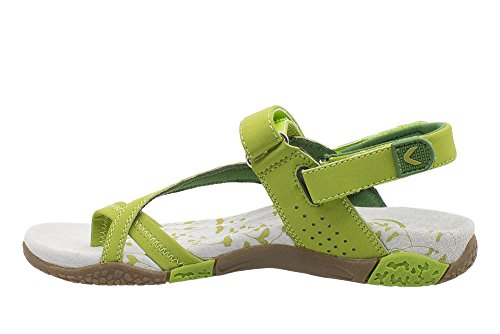1 Size EU Green women's sandals nbsp;pair 37 Kefas XpqrX