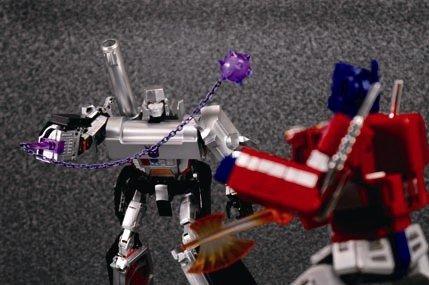Transformers Masterpiece Megatron Mp-05