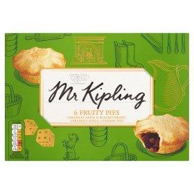 Fresh Pie - Mr Kipling Fruit Pie Selection