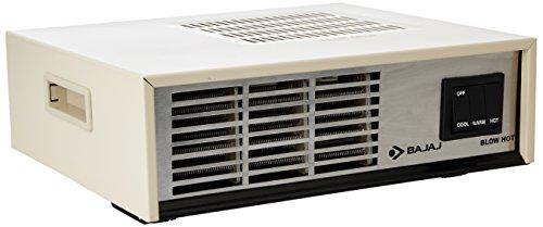 Bajaj Blow Hot 2000-Watt Room Heater (Cream)