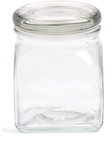 RSVP Big Mouth Airtight Glass Spice Jar