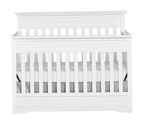 Drеаm Оn Mе Deluxe Premium Collection 5-in-1 Convertible Crib Snow Fall Decor Comfy Living Furniture