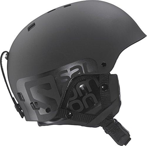 Salomon Brigade Helmet Black Matte, XS