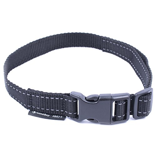 GoodBoy Small Dog Barking Collar Replacement Strap Nylon Belt for All Vibrating and Static Shock Anti Bark Training Collars for Dogs by