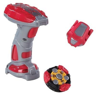Mega Bloks Magnext Mega Bloks Turbo Tops Starter Pack - Dragonblaze: Toys & Games