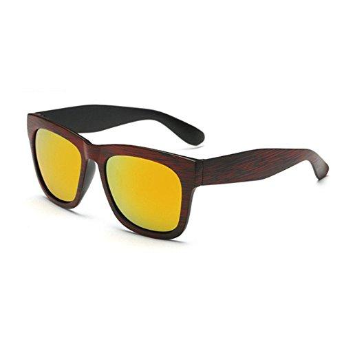 señoras Hombres Las creativos Sol Axiba Sol Gafas Estrellas Grandes Gafas Regalos Gafas de Gafas H de Sol de Retro de con 0xqqw8H7