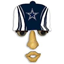 NFL Dallas Cowboys Forest Face, Small, Multicolored