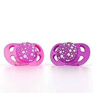 Twistshake 78082 - Chupete, color rosa: Amazon.es: Bebé