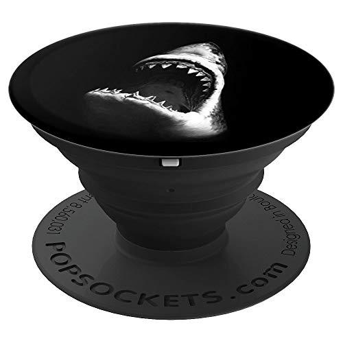 Pop Socket Popsockets Shark Mount Holder - PopSockets Grip and Stand for Phones and Tablets