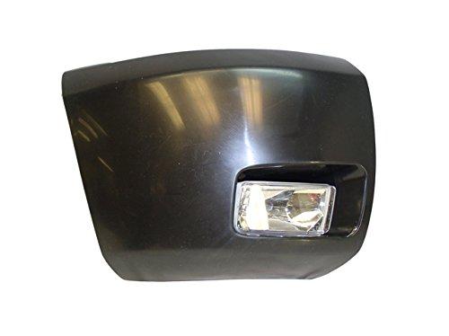 07 08 09 CHEVY SILVERADO FRONT BUMPER CAP FOG LIGHT RH