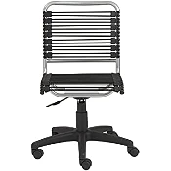 Amazon Com Euro Style Bungie High Back Adjustable Office Chair
