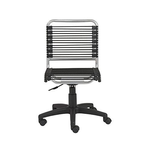 Aluminum Bungie Office Chair - 1