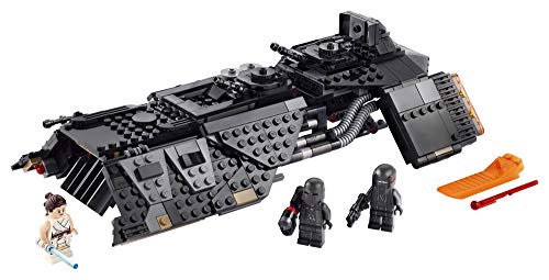 LEGO Star Wars: The Rise of Skywalker Knights of Ren Transport Ship 75284 Spacecraft Set, Features Knights of Ren and…