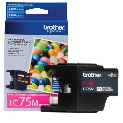 (New - High Yield Magenta Ink Cartrid by Brother International -)