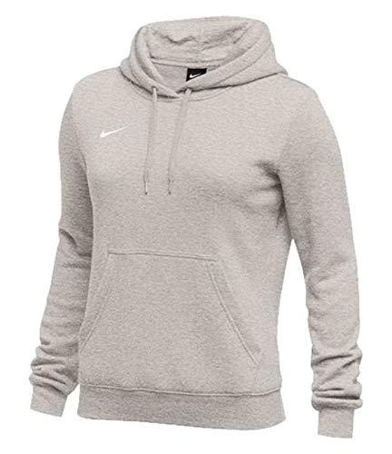 Nike Women's Training Hoodie Gray Large by Nike