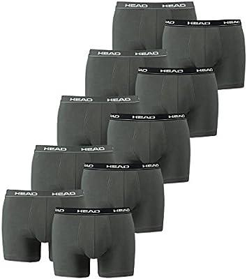 Head - Calzoncillos de hombre tipo bóxer, 10 unidades, en muchos ...